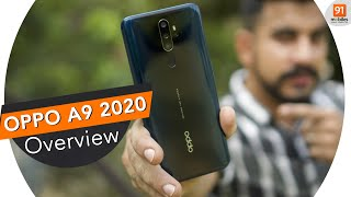 OPPO A9 2020: Overview