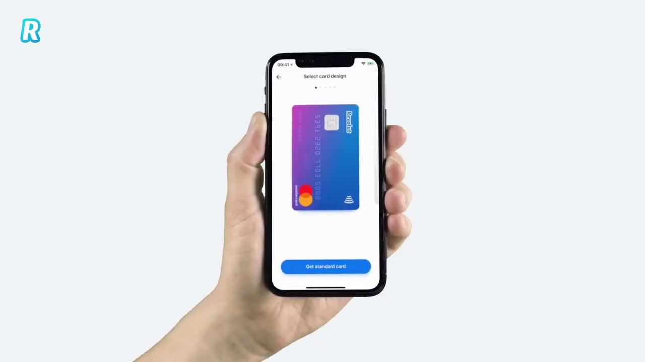 Revolut - How to order a new Revolut card - YouTube