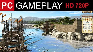 Port Royale 3 Pirates & Merchants Gameplay (PC HD)