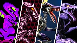 Evolution of Ridley Battles & Appearances (1986 - 2018)