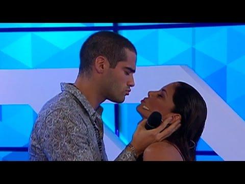 Guty Carrera y Sandra Arana expresaron su amor