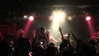 Heaven Shall Burn-I Was, I Am, I Shall Be live in Athens 1-4-2011