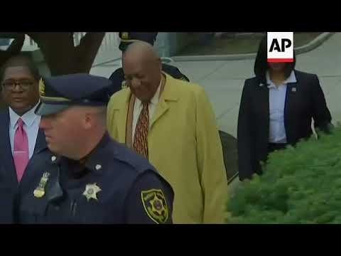 (15 May 2018) BILL COSBY WILL BE SENTENCED SEPT. 24