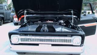 1964 Chevy Truck Custom BlkRed