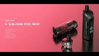 Vaporesso Target PM80 P๐d Mod Kit 80W   de.vapormo.com