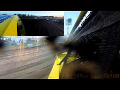 Clay Evans #54E Buena Vista Raceway USRA SportMod 5-22-14