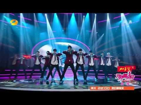 140214 元宵喜乐会 EXO
