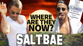 SaltBae  Where Are They Now?  Nusr-Et Restaurant Closed over Twerking Video!
