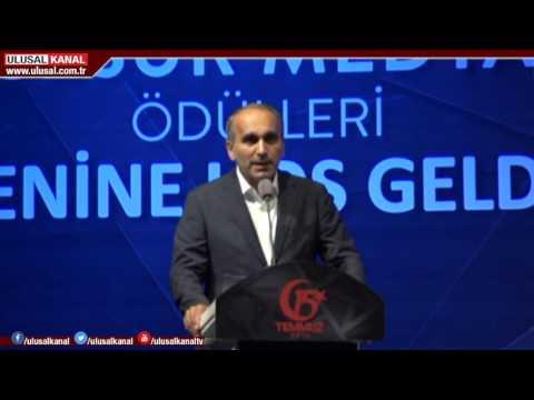 Ulusal Kanal'a cesur medya ödülü