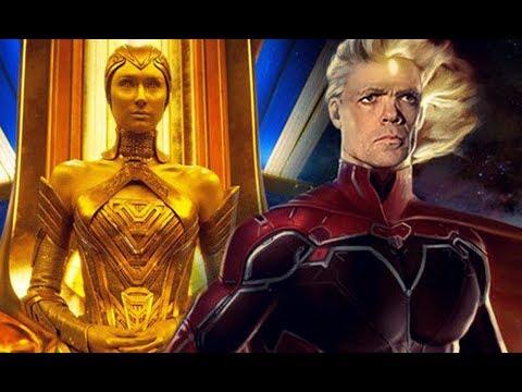 Avengers Infinity War - Peter Dinklage is Adam Warlock