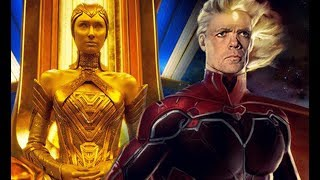 Avengers Infinity War - Peter Dinklage is Adam Warlock