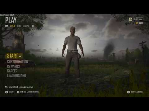 PUBG Xbox One: Talking About Control Basics