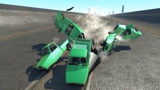 Download lagu Crash Cart BeamNG drive MP3
