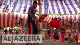 Bangladesh circus show faces uncertain future