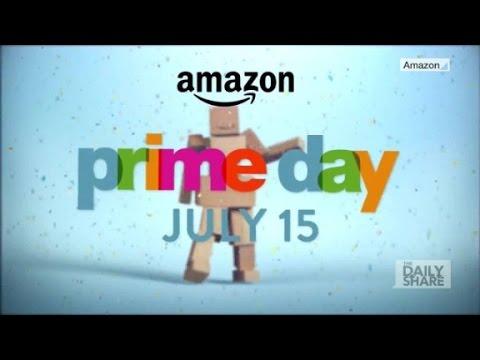 Sneak peek at Amazon 'Prime Day' deals