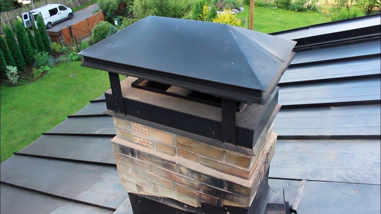 chimney ventilation and smoke