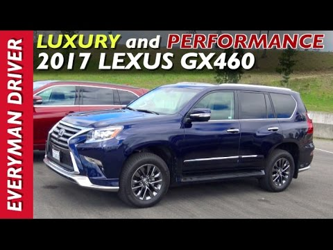 Watch This: 2017 Lexus GX460 on Everyman Driver