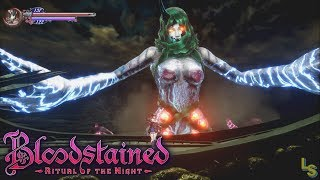 Bloodstained Ritual of the Night : First 25 minutes gameplay/ Boss