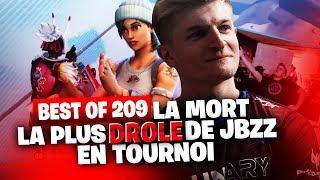 BEST OF SOLARY FORTNITE #209 ► LA MORT LA PLUS DROLE DE JBZZ EN TOURNOI
