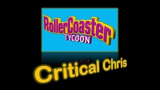 RollerCoaster Tycoon Deluxe (PC Video Game Review)