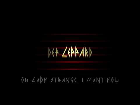 Def Leppard - Lady Strange - Lyrics