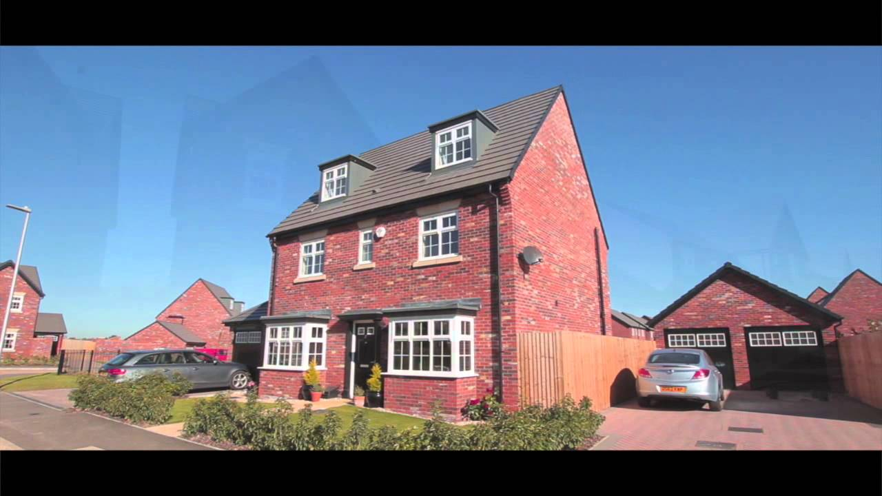 New 3, 4, 5 and 6 bedroom homes for sale in Carlisle - Charles ...