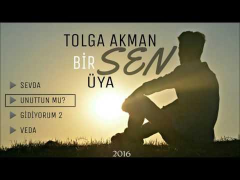 Tolga Akman - Unuttun Mu? // Bir Rüya Sen (Albüm)