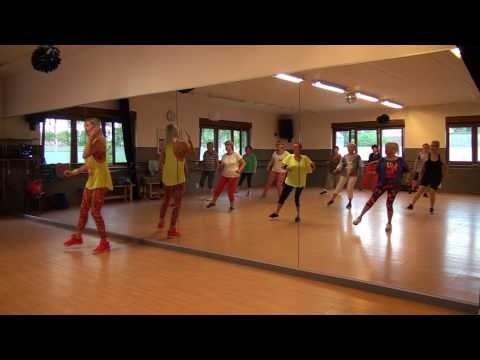 Zumba Gold – rock-n-roll – Stevie Wonder – Faith (Feat. Ariana Grande) – Zumba à Liège