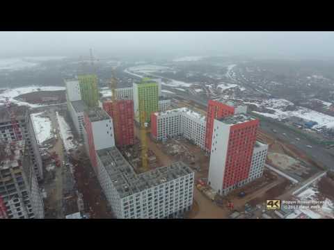 ЖК VESNA - продажа квартир в Москве  Цены на квартиры в ЖК