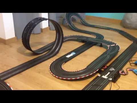 Présentation d'un circuit carrera#3 le Géant