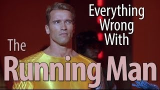 Everything Wrong With The Running Man
