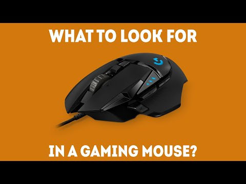 What To Look For In A Gaming Mouse [Buyer's Guide]