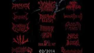 Inexorable Chaos - Regorge In The Morgue (Vomitory Cover)
