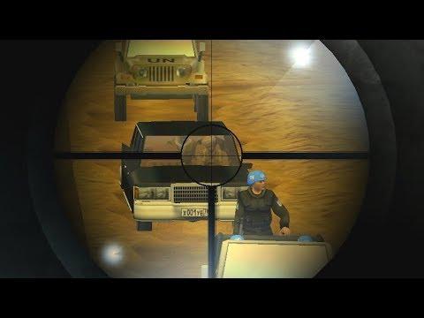 19. Let's Play Hitman 2 Silent Assassin - The Motorcade Interception  