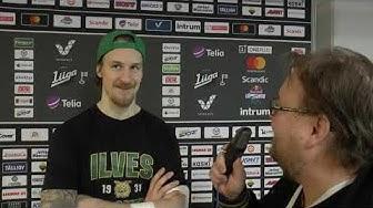 Niko Peltola on tyytyväinen uuteen sopimukseensa