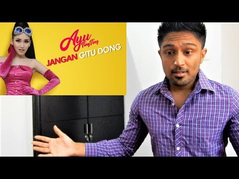 Ayu Ting Ting - Jangan Gitu Dong (Official Music Video) REACTION