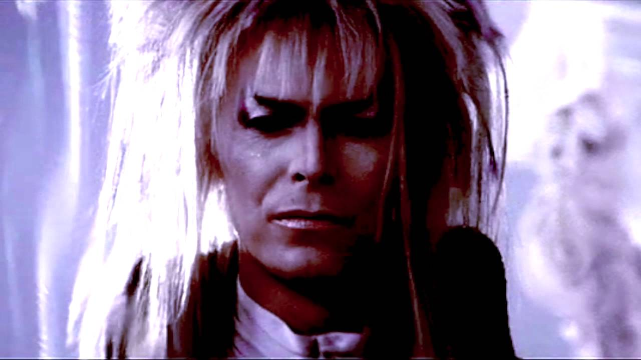 Jareth Sarah Labyrinth Chasing After You Is Like A Fairytale