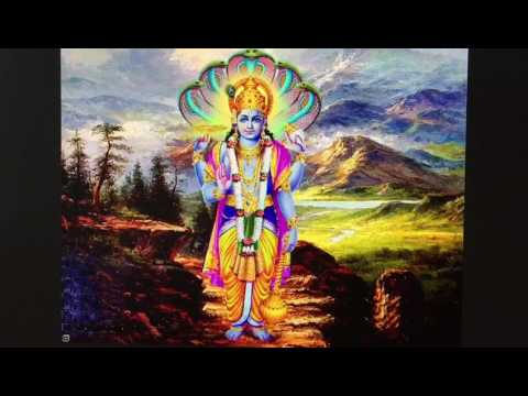 Vishnu mantra for getting rid of diseases (11times)