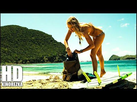 Отмель - Нэнси приезжает на пляж