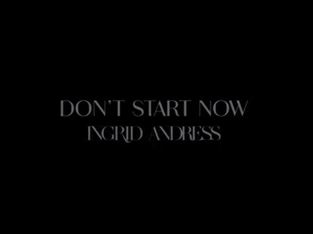 Don't Start Now – Dua Lipa Cover (Spotify Singles)