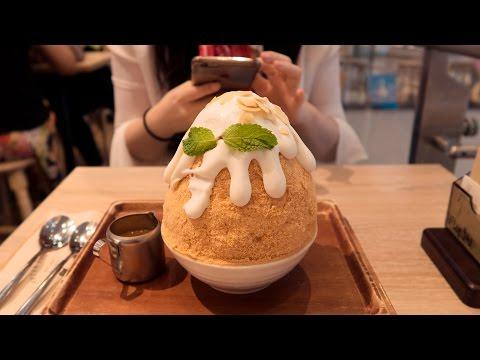 VLOG #03 What I ate in BANGKOK THAILAND! | Honeykki 꿀키