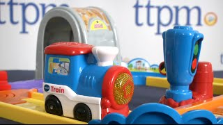 Go! Go! Smart Wheels Choo-choo Train Playset From Vtech