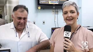 Pedidos de pacientes e colegas fazem médico adiar a aposentadoria