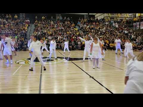 Southeast Polk High School Staff Homecoming Performance 2019