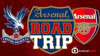 Video Gol Pertandingan Crystal Palace vs Arsenal
