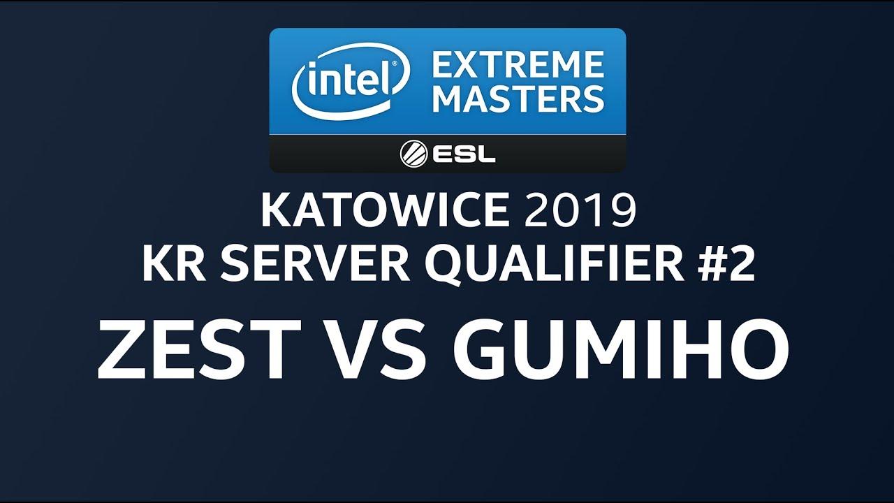 Download IEM Katowice KR Server Qualifier 2 Day 2: GuMiho(T) vs. Zest(P)
