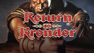 Return to Krondor (PC) - Session 1
