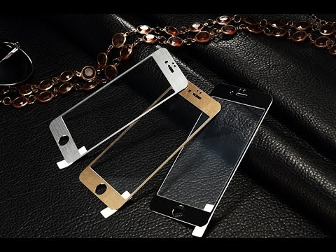 Applicazione e recensione pellicola vetro Full screen 3D Apple iPhone 6, 6S, 6 Plus e 6S Plus