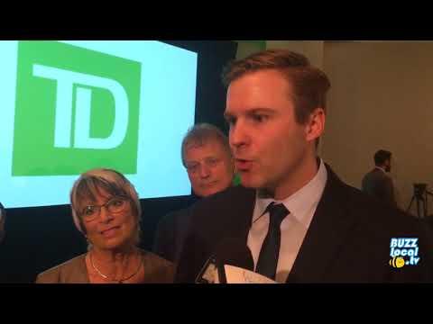 TD Bank Announces 1000 Jobs In Moncton