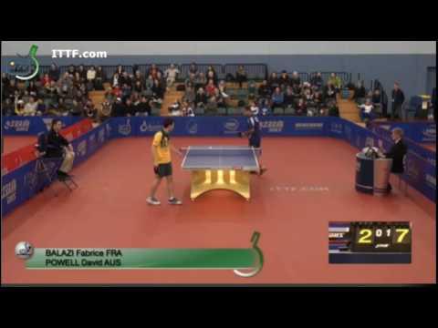 20160610-Aus Open Powell David vs Balazi Fabrice (1st round)